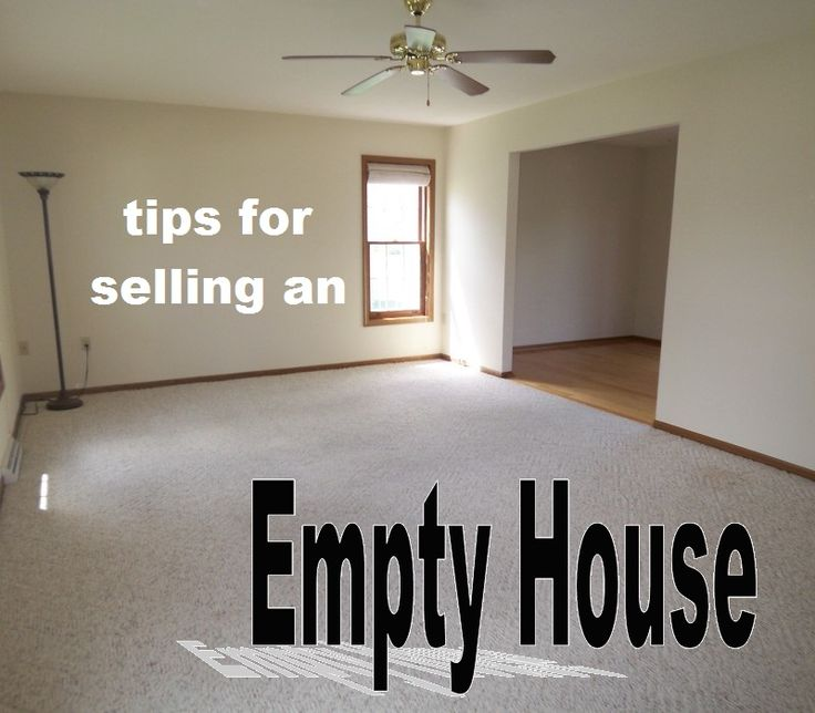 48 Best Images About Staging An Empty Home......! On