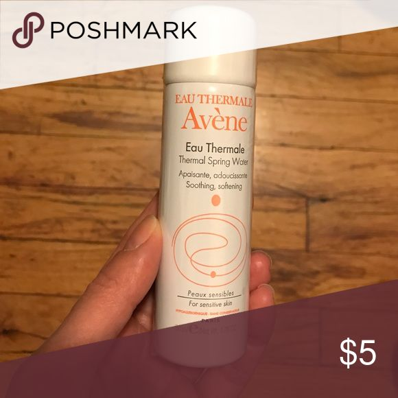 Avène thermal spring water for sensitive skin BNIP Makeup