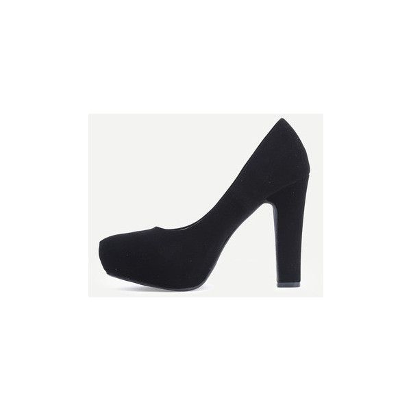 1000  ideas about Chunky Heel Pumps on Pinterest | Chunky heel ...