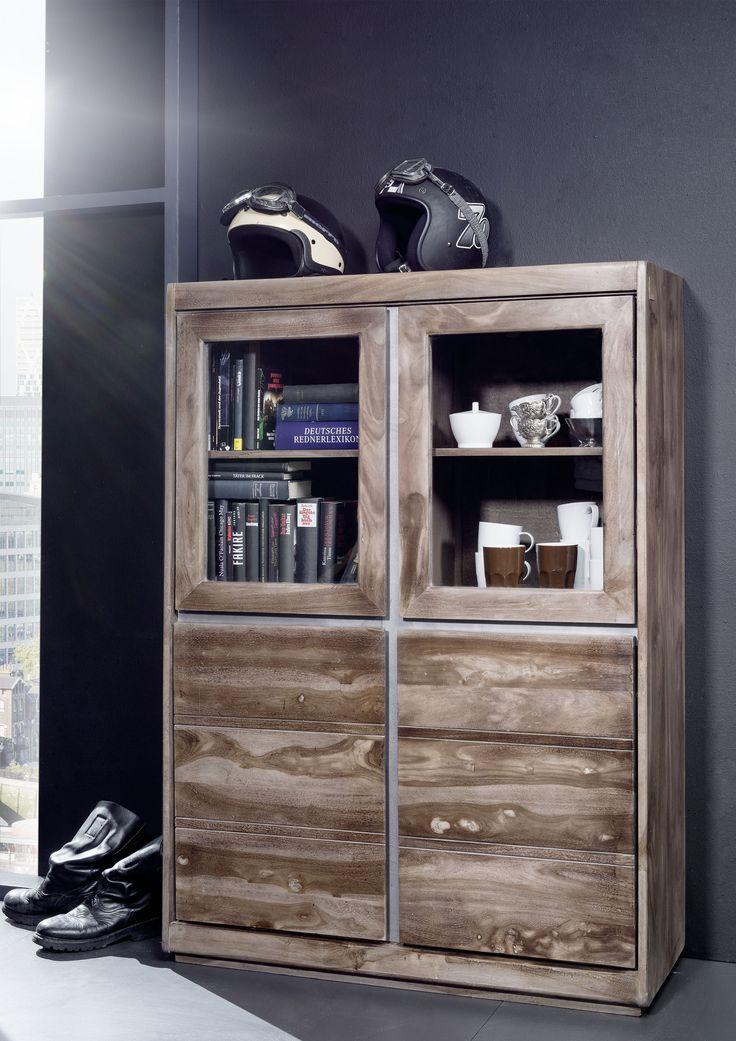 Die besten 25+ Massivholzmöbel 24 Ideen auf Pinterest Holztisch - wohnzimmer ideen dunkel