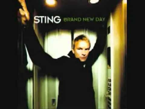 Sting - Brand New Day (with lyrics)