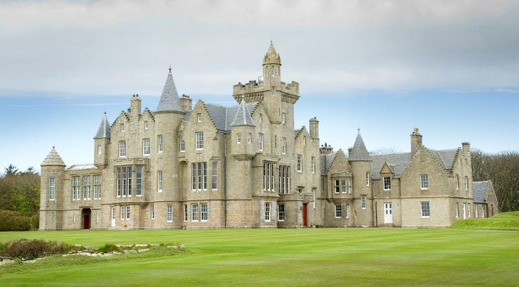 Balfour castle architect