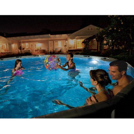 Intex LED Pool Light - $68.00