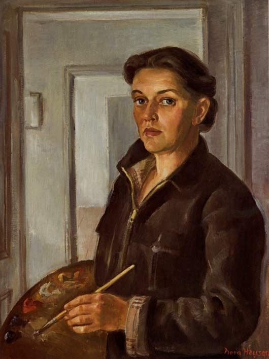 Women from History: Girl Painter , Regular Columns