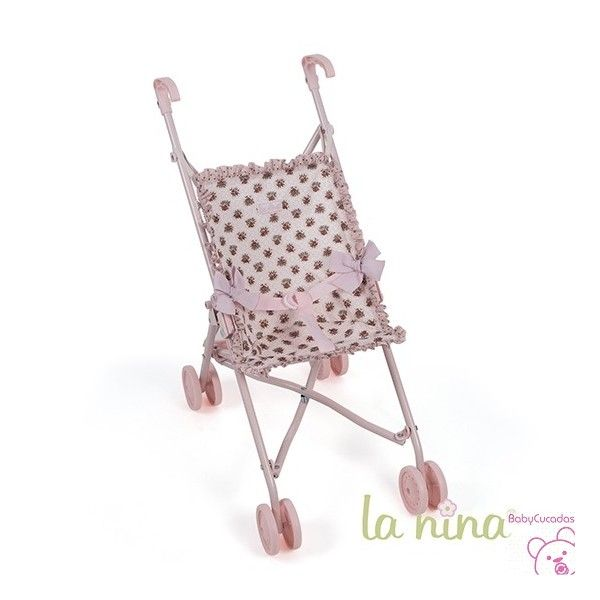 16 best la nina images on pinterest toys flower and rose - Silla paseo munecas ...