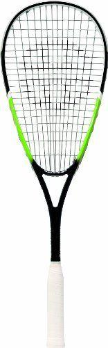 Unsquashable DSP 400 Green Squash Racket - Green/Black/White, 27 Inch by Unsquashable. Unsquashable DSP 400 Green Squash Racket - Green/Black/White, 27 Inch. 27 Inch.