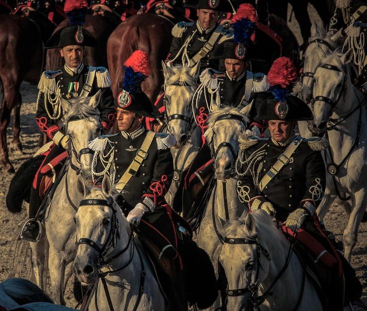 Carosello dell'Arma dei Carabinieri
