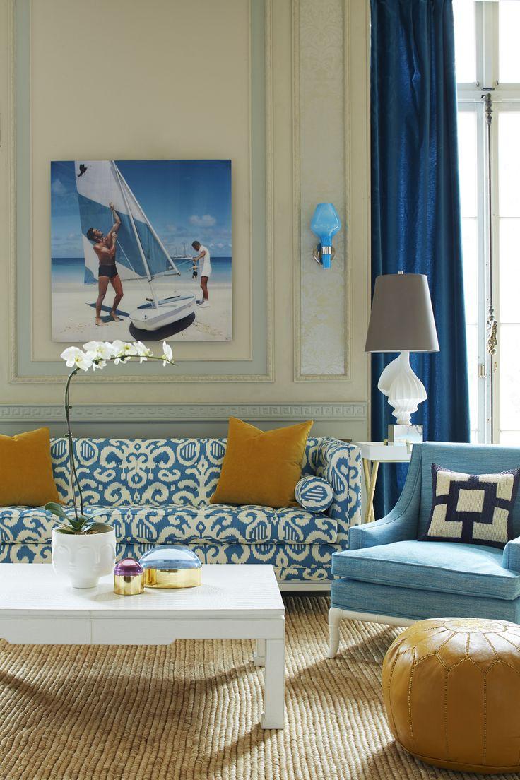 Jonathan adler spring 2015 jackie in capri pinterest for Jonathan adler interior design