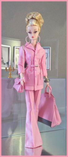 OOAK-Fashions-for-Silkstone-12-034-Fashion-Royalty-Vintage-barbie-W-pockets
