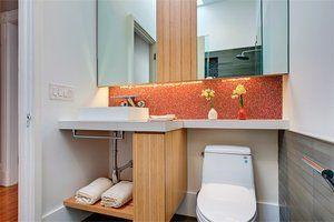 5 Things You Forgot to Clean in Your Bathroom: Bathroom Design, Toilet, Small Bathrooms, Bathroom Ideas, Bathroom Modern, Photo, San Francisco, Modern Bathrooms