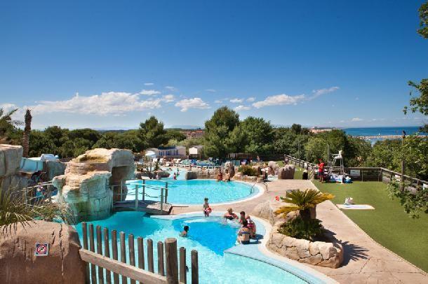 Camping Le Bois de Valmarie 5* à Argelès sur mer prix promo Location Camping Argelès sur mer Locasun à partir 249.00 € TTC