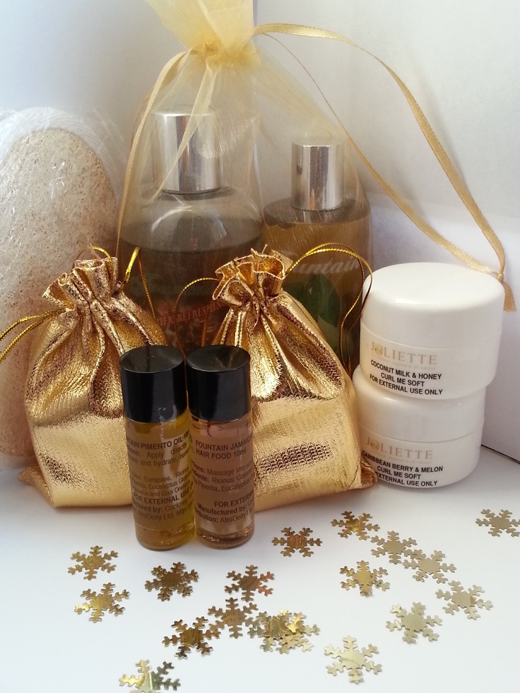 Stocking Fillers and Gift Sets at AfroDeity