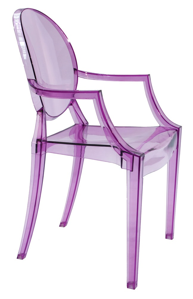 Louis Ghost Armchair Lovely Lavender Pinterest