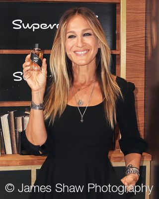Sarah Jessica Parker at 'Stash SJP' fragrance launch, London, UK - 14 Sep 2016…