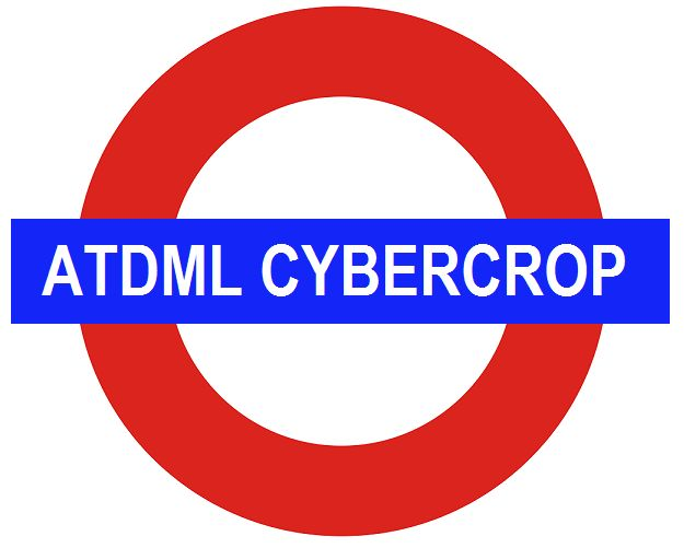 Created By ATDML: London Underground Cybercrop - TIMETABLE