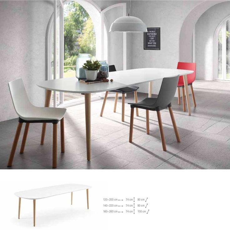 Spisebord med ileggsplater kolleksjon OAKLAND😊 www.mirame.no #bord #spisebord #norskehjem #kjøkken #spisestue #norsk #nordiskehjem #interior #interiør #interiordesign #interiordesign #nordiskdesign #nettbutikk #mirame #innredning #ileggsplater #klaffer #oakland #hvit #tre #solid #salg #tilbud #pris #bestselger #oakland