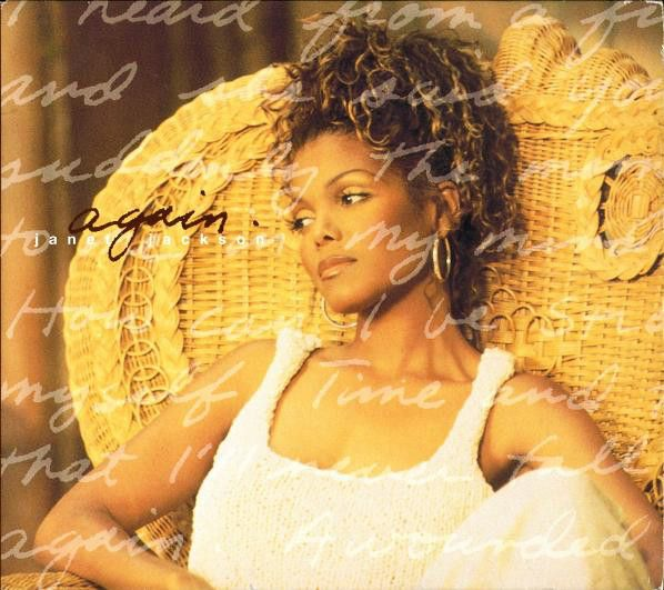 Janet Jackson - Again (CD) at Discogs