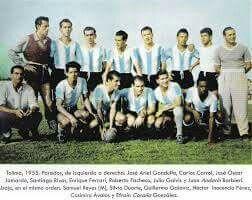 Deportes Tolima 1955 - Musical Stones
