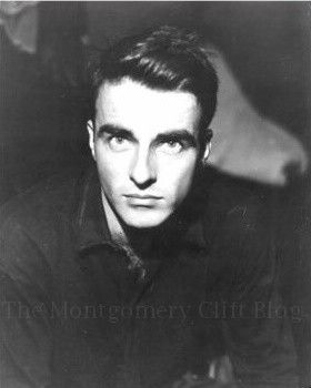 montgomery clift <3 <3