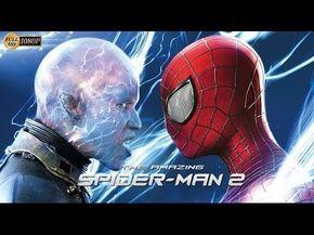 The Amazing Spiderman 2 Pelicula Completa Full Movie 1080p Español - Game Movie - YouTube