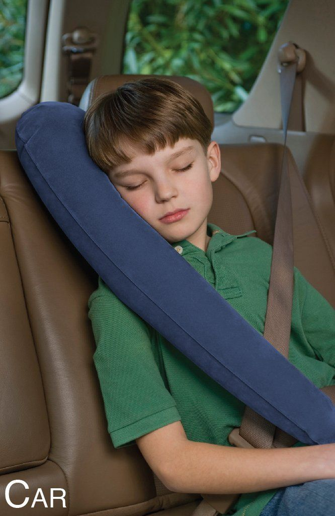 Travelrest - La almohada cervical y de viaje definitiva - Soporte lateral completo - Recuéstate - Ideal para quien duerme de lado (aviones, coches, autobuses, trenes, siestas en el trabajo, camping, sillas de ruedas, aeropuertos) y el n° 1 en el ranking de WSJ