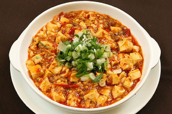 spicy mapo tofu recipe
