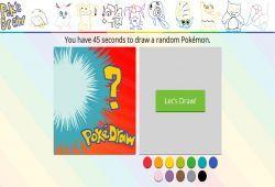 Ha llegado Pokedraw a nuestra web, el juego en el que deberás de pintar a los Pokémon de la mejor forma posible. Te recomendamos que juegues a pantalla completa para que puedas ver mejor cada detalle del Pokémon y tener más espacio para pintar. Tienes un tiempo límite para hacerlo, lo que da mayor complejidad al juego. Dale al botón y que aparezca el Pokémon que te toca dibujar, luego el tiempo empezará a correr y deberás hacer tu versión lo más parecida posible. Si estás acostumbrado a…