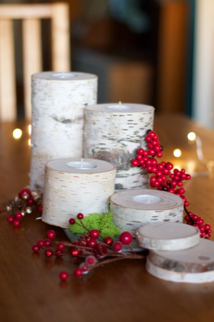 Make your centerpieces really shine with these DIY candle holders! This DIY project is a fun way to brighten up any room. Plus, they also make great gifts for the holidays. Click in to learn how to make your own.