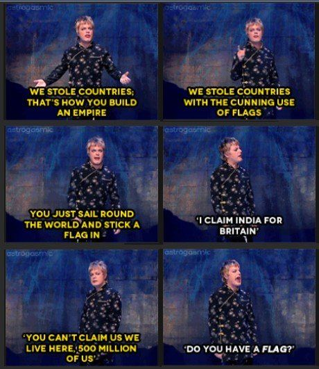 Eddie Izzard. Not enough of um here.   http://ift.tt/2fAoFuq via /r/funny http://ift.tt/2eKD2x2  funny pictures