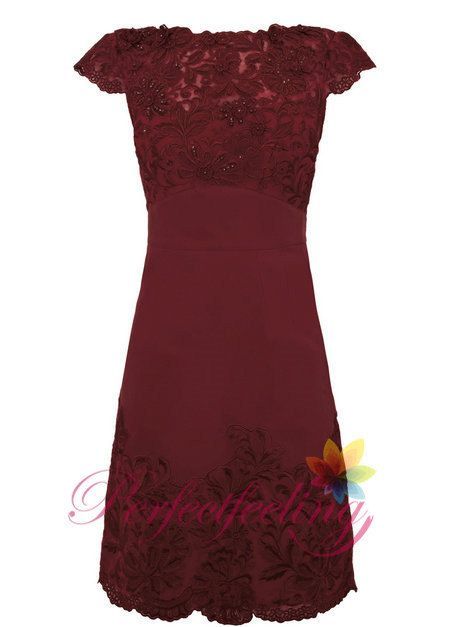 can be made in any color 2014 New Wine red mother of the bride dresses by PerfectFeeling, $179.00