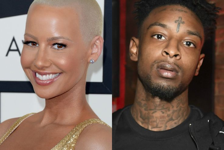 Amber Rose Says She's Going To Marry Boyfriend 21 Savage #21Savage, #AmberRose celebrityinsider.org #Hollywood #celebrityinsider #celebrities #celebrity #celebritynews