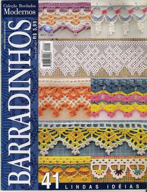 Beautiful borders, which can be used in clothing