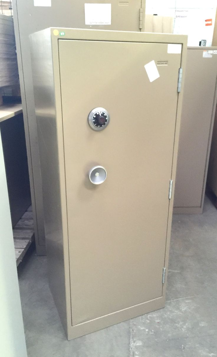 Ex MoD Single Door Safe - Heavy SEAP Class 4 Security ...