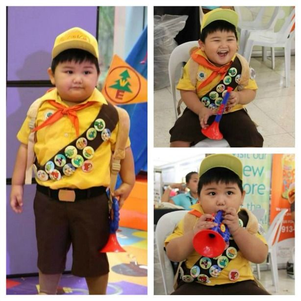 halloween costume for up