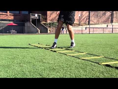 Wide Receiver Speed Drills - Bing video