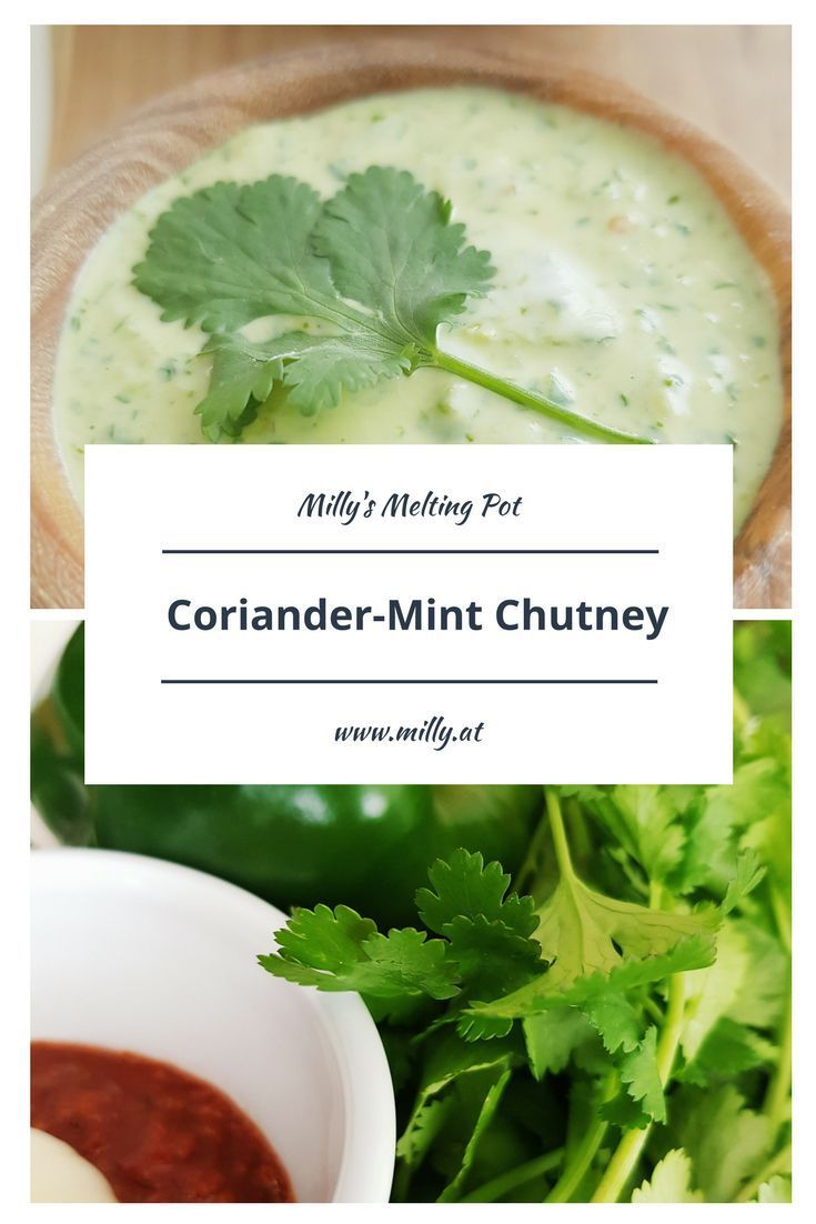 The refreshing corainder and mint chutney is perfect with bhajias or even on a toast with some tatsy cheese! #recipe #easy #indian #snack #fingerfood #dip #chutne