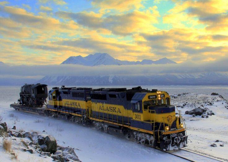 Alaska Railroad, www.alaskarailroad.com