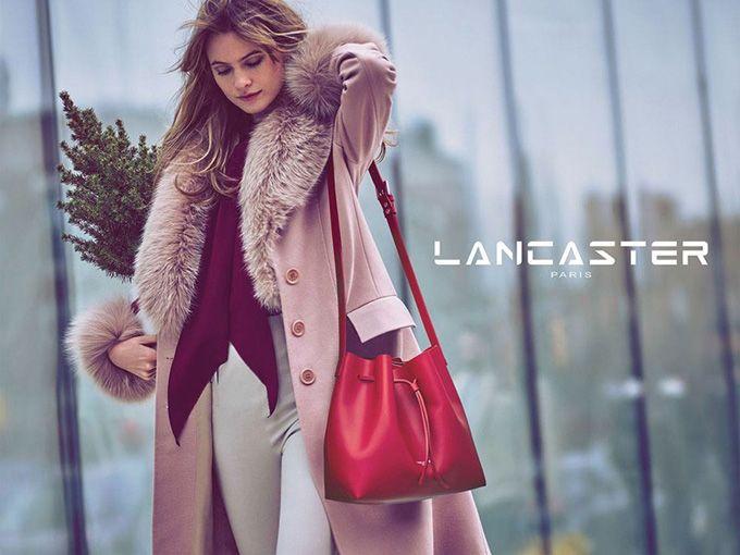 Бехати Принслу в рекламе Lancaster (Интернет-журнал ETODAY)