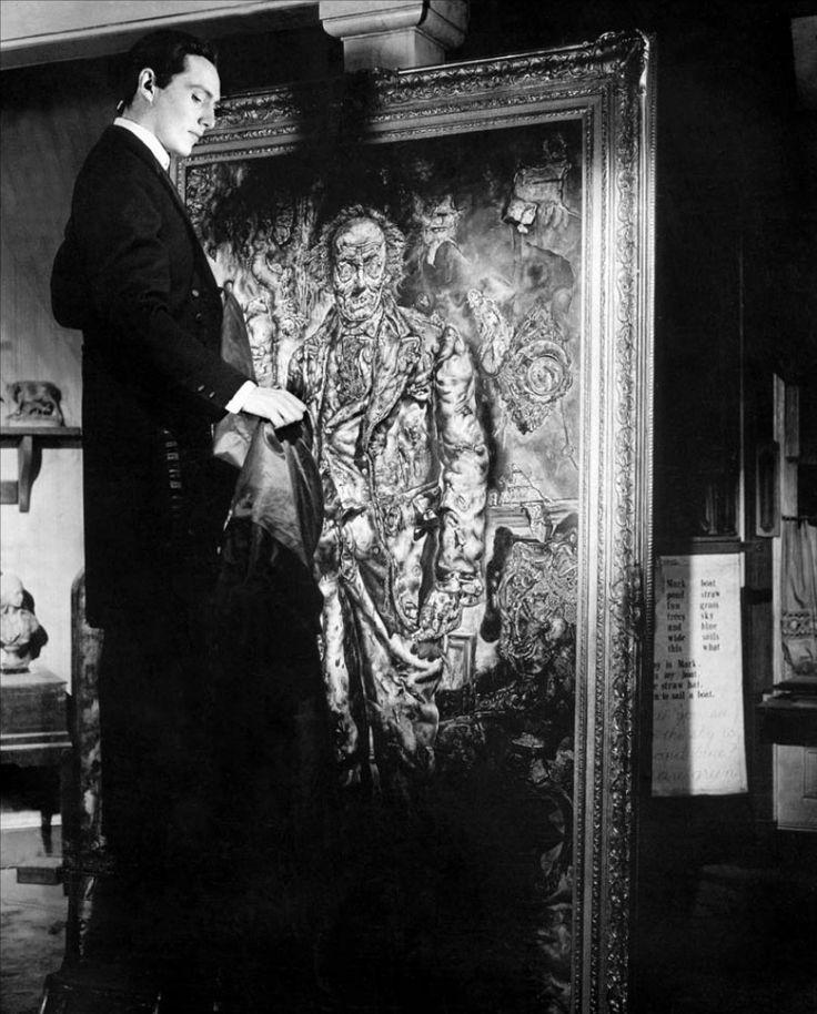 The Picture Of Dorian Gray--Hurd Hatfield