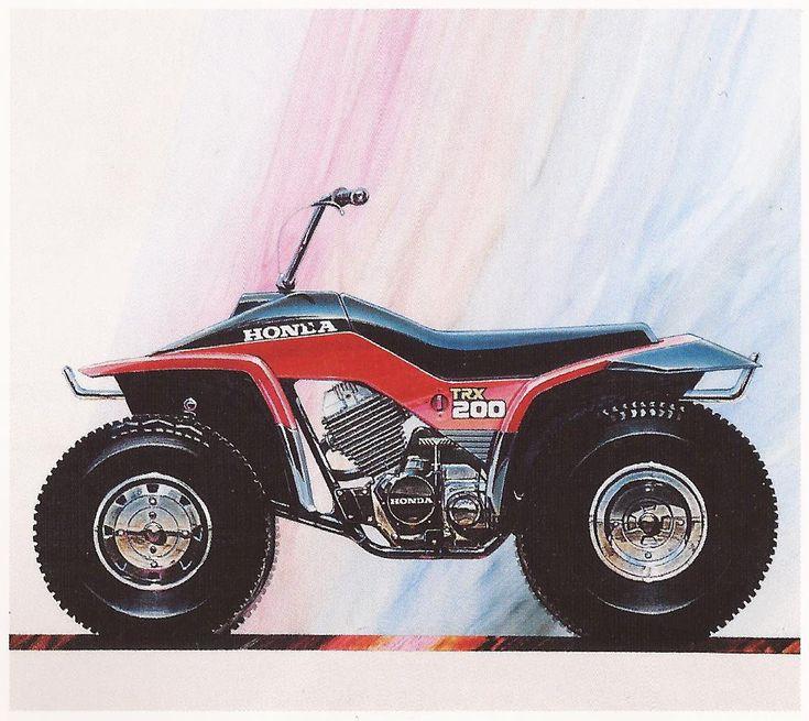 Honda Motorcycle Design: Illustrations » ISO50 Blog – The Blog of Scott Hansen (Tycho / ISO50)