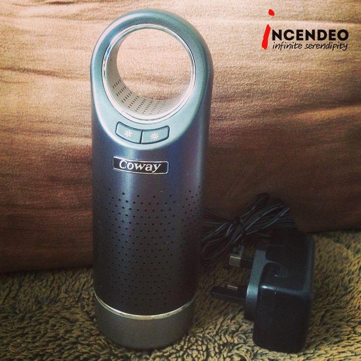 coway personal air sanitizer ap0111li coway woongjin korea personal air