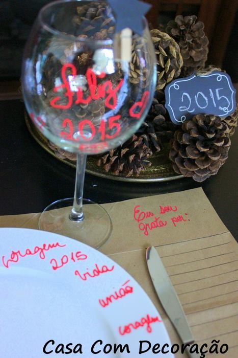Resoluções para 2015- Feliz Ano Novo!  http://www.casacomdecoracao.com.br/2014/12/resolucoes-para-2015-feliz-ano-novo.html