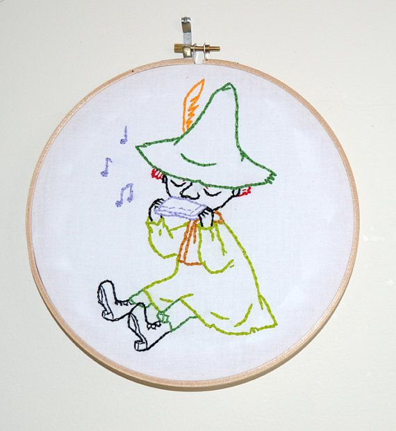 Snufkin by AlcottFarms on Etsy, $50.00