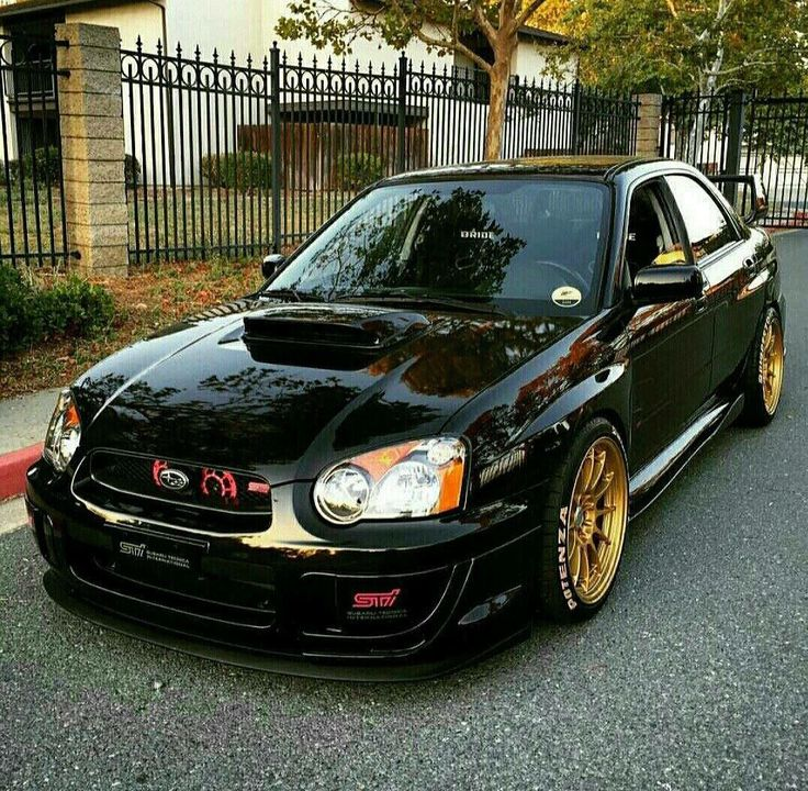 #Subaru #WRX #STI #Modified