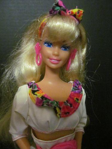 Deboxed Lot Hollywood Hair Barbie Ken Couple Super Long Blond RARE Pink Fashion | eBay