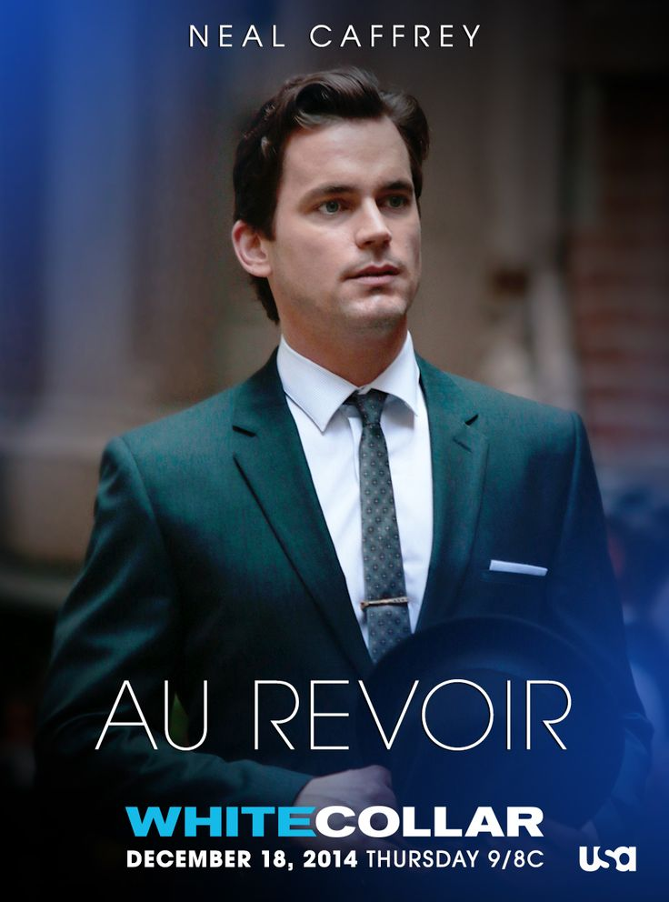 "White Collar 606 ""Au Revoir"""