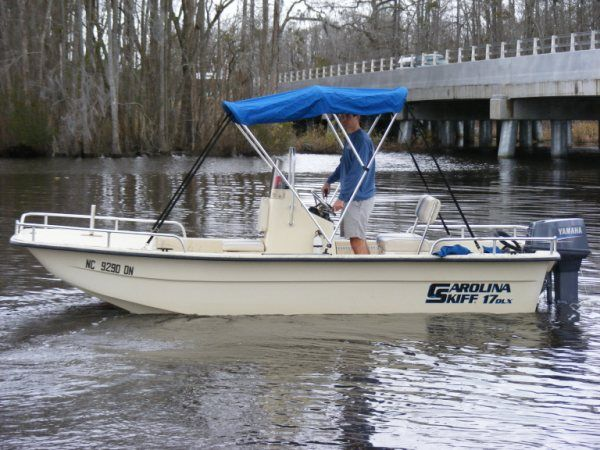 17' carolina skiff | Boat's located in Greenville, NC. Asking $8,000.