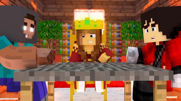Minecraft: A PRINCESA - VERDADEIRA HISTÓRIA DO HEROBRINE! #30