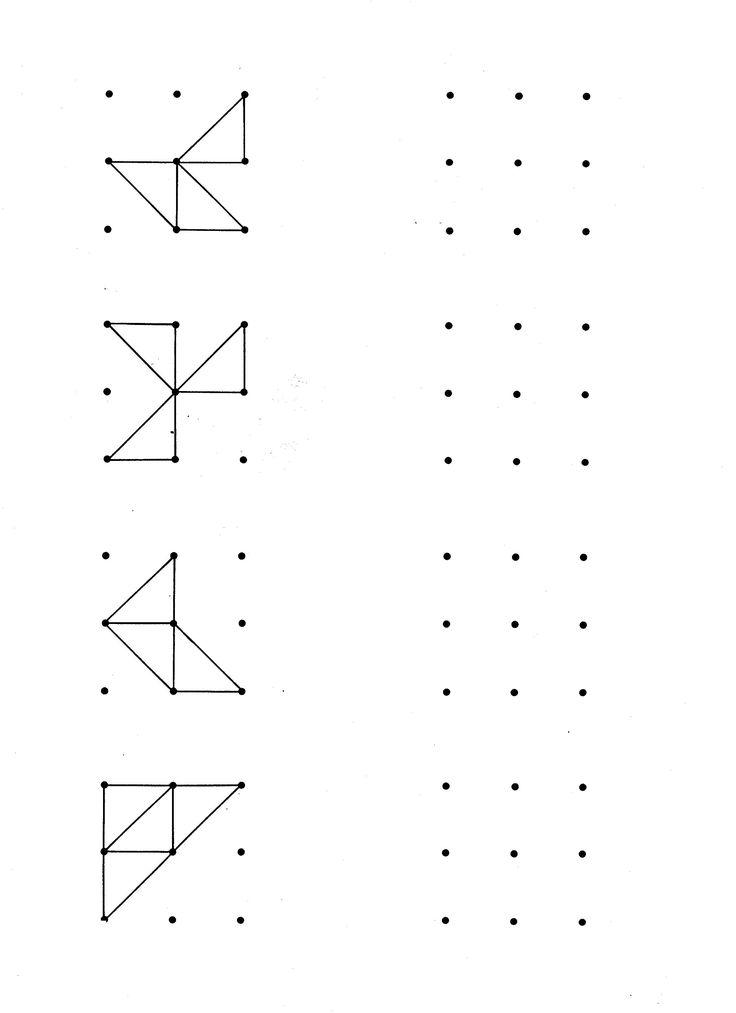 figuurtjes tekenen op raster - Google zoeken