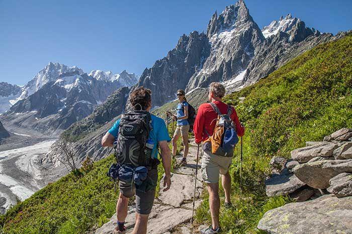 Hiking on Backroads Alps Hut-to-Hut Hiking Tour - Italy, France & Switzerland